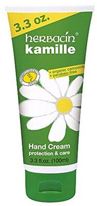 Herbacin Kamille Glycerine Hand Cream Tube