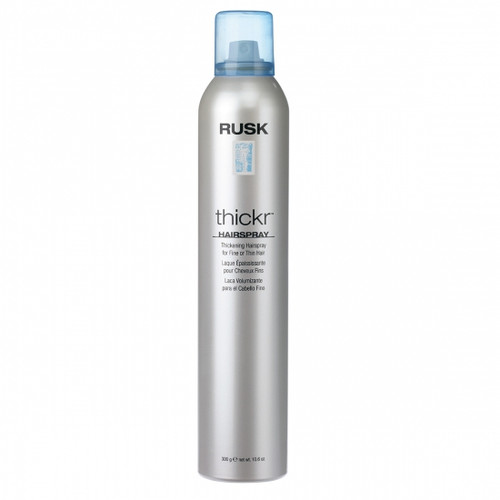 RUSK Thickr Thickening Hairspray