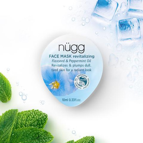 nugg Revitalizing Face Mask Pod