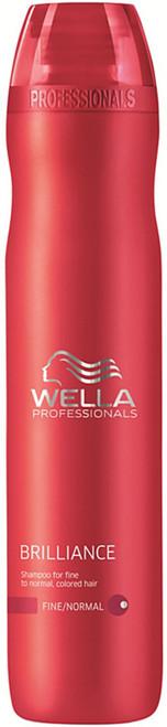 Wella Brilliance Shampoo for Fine Hair