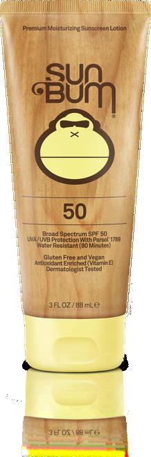 Sun Bum SPF 50 original Sunscreen Lotion