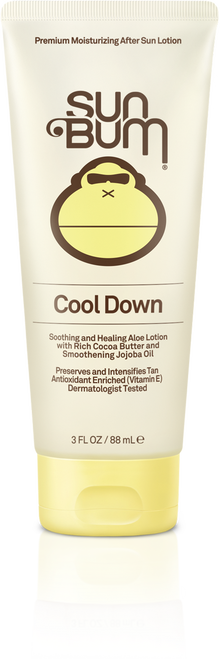 Sun Bum Cool Down Hydrating After Sun Lotion - 3oz