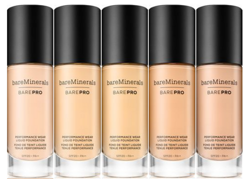 bareMinerals Bare Pro Liquid Foundation SPF 20