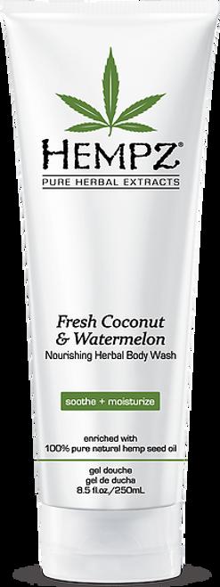 Hempz Fresh Coconut & Watermelon Nourishing Herbal Body Wash