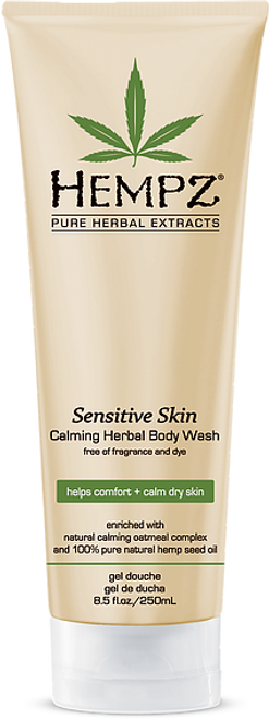 Hempz Sensitive Skin Calming Herbal Body Wash