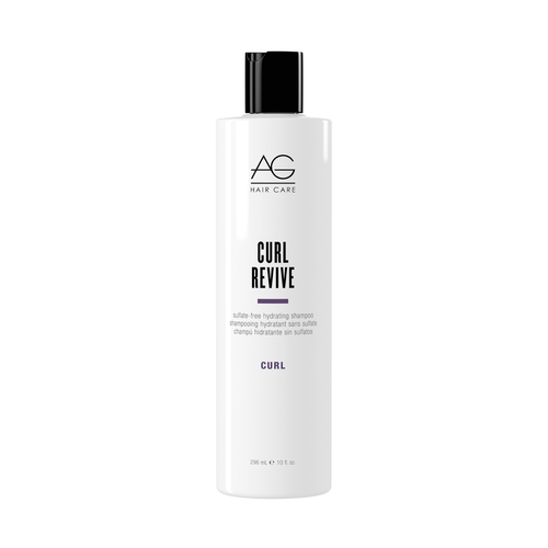 AG Curl Revive Sulfate-free Hydrating Shampoo