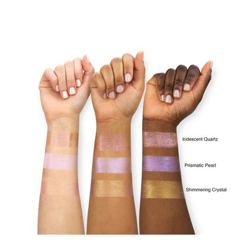 Colors on skin tones