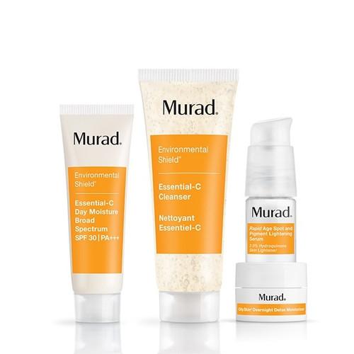 Murad Environmental Shield Bright Beginning 30 Day Discovery Kit
