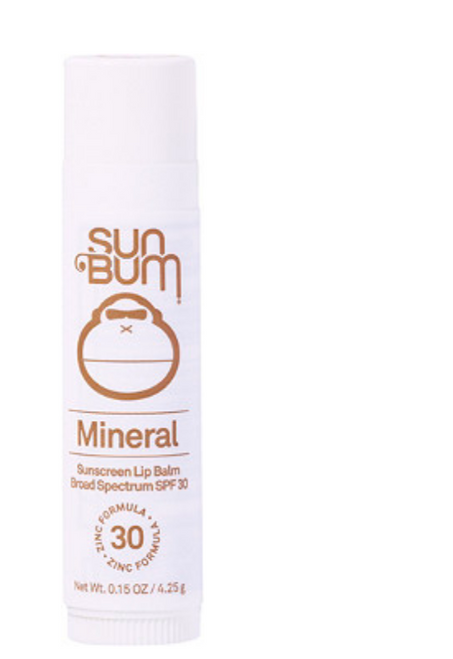 Sun Bum Mineral Sunscreen Lip Balm SPF 30