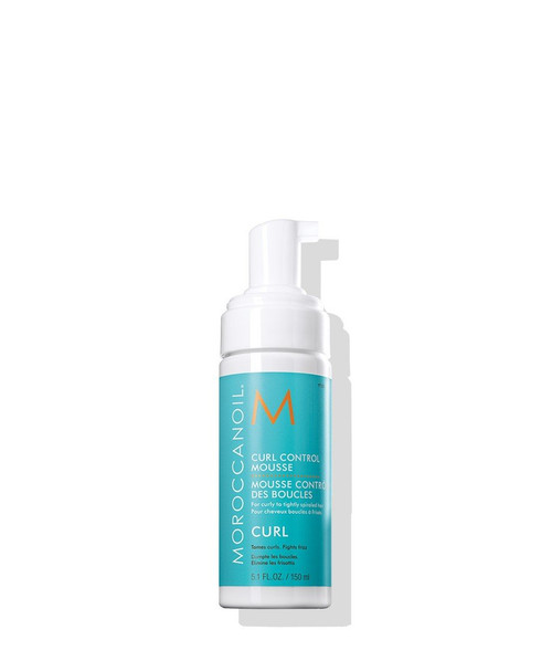 MoroccanOil Curl Control Mousse