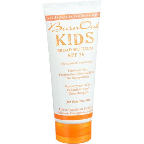 BurnOut SPF 30 Kids Sunscreen
