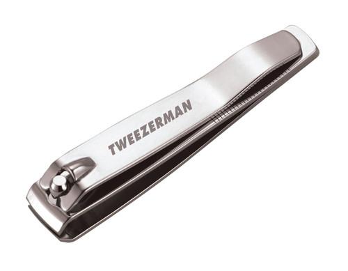tweezerman stainless steel nail clipper