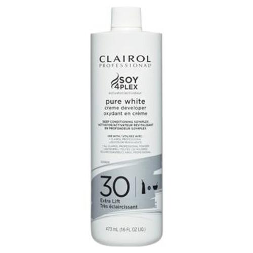 clairol pure white 30 vol developer