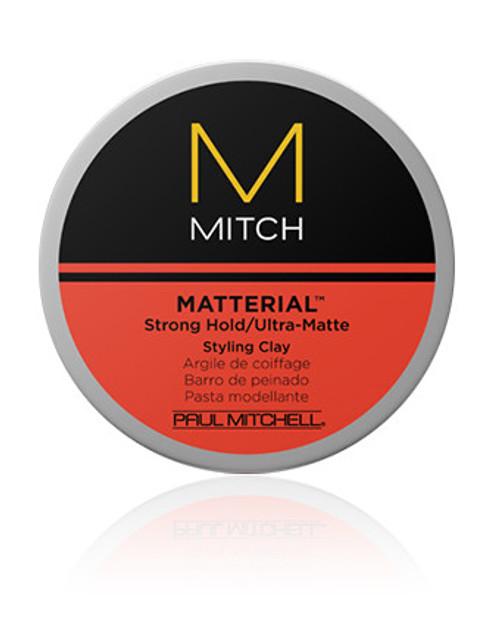 Mitch Matterial Hair Clay