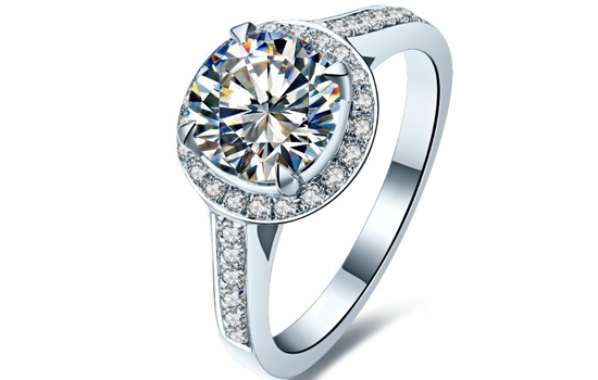Wholesale Engagement Rings GIA Certified Diamonds