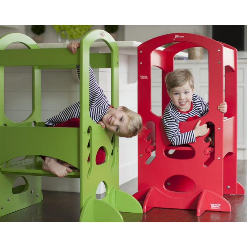 The Learning Tower - bring them to countertop height!