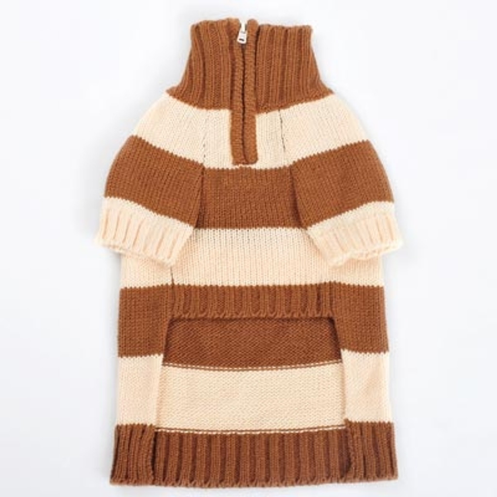 Sporty Stripes Sweater