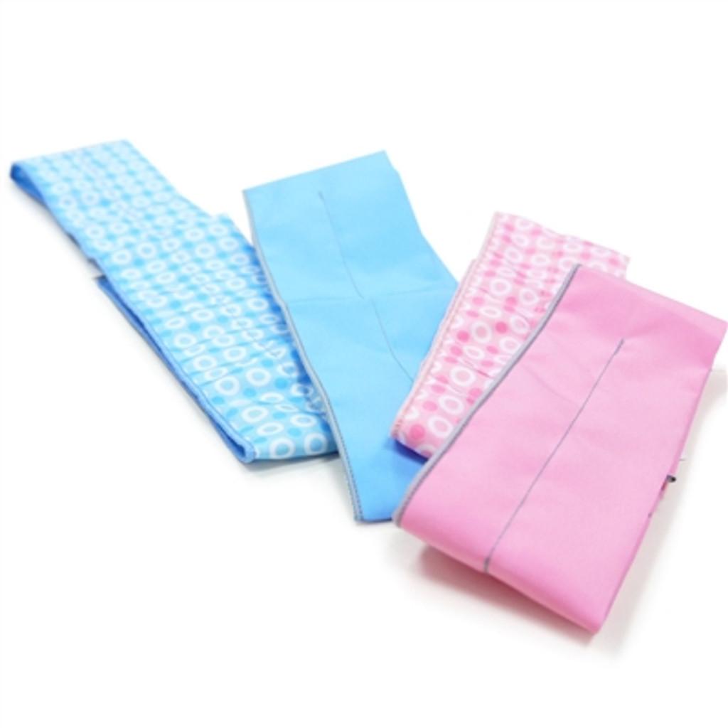 iCool Scarf Dots - Pink
