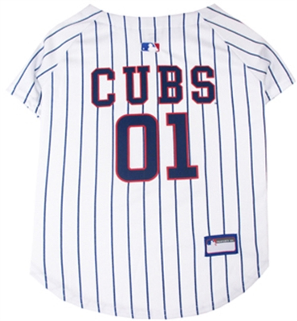Chicago Cubs Dog Jersey