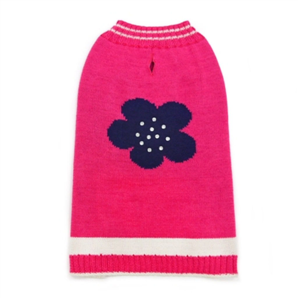 PP Flower Sweater