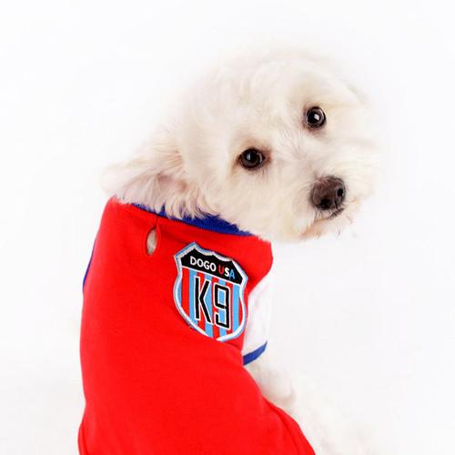 Dogo Dog K9 Polo Shirt - Free Shipping