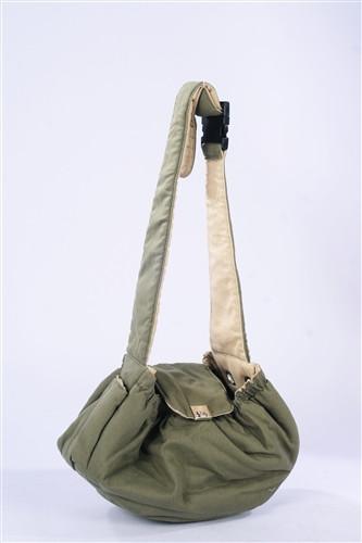 Army Green Messenger Bag