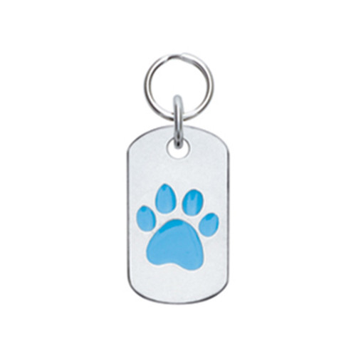 Doggie Tag with Paw