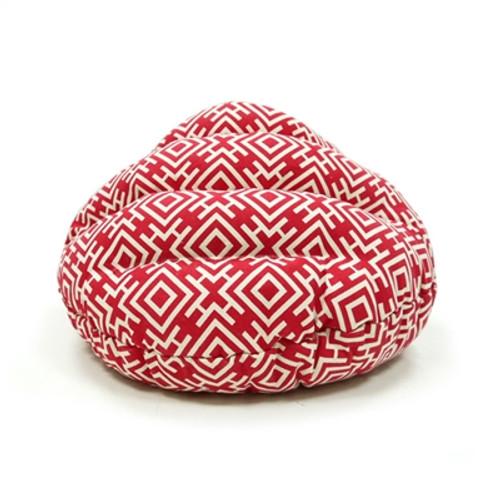 Burger Bed Modern Red