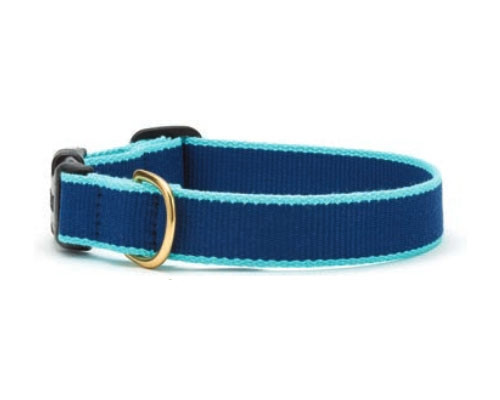 Green Market Collection - Navy and Aqua