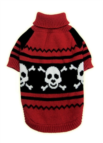Sweater - Happy Skull