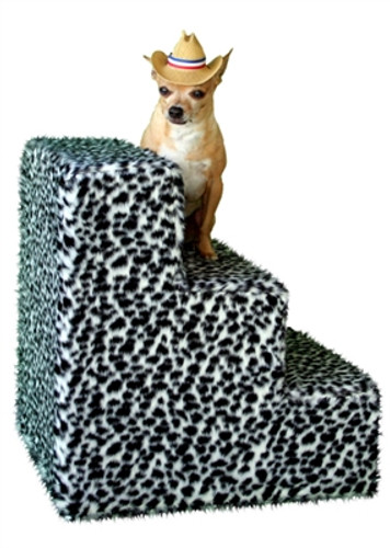 Pet Steps- Shaggy Dalmatian