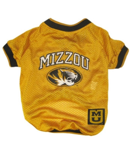 Missouri Tigers - Dog Jersey