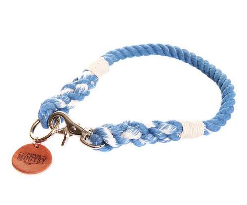 Royal Blue Ombré Dog Collar
