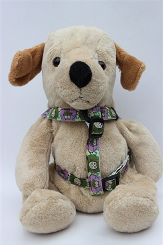 H'Owl Purple Collection - Step In Harnesses All Metal Buckles