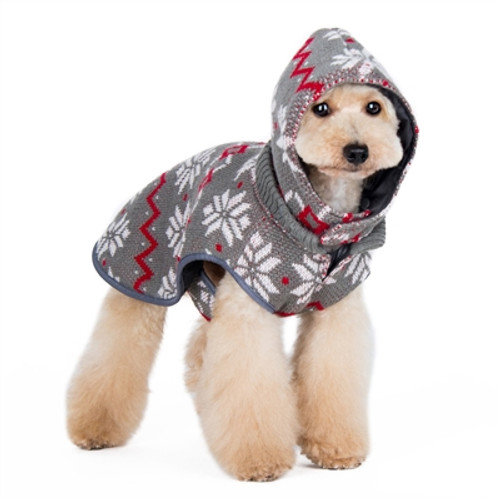Reversible Trench Sweater Coat