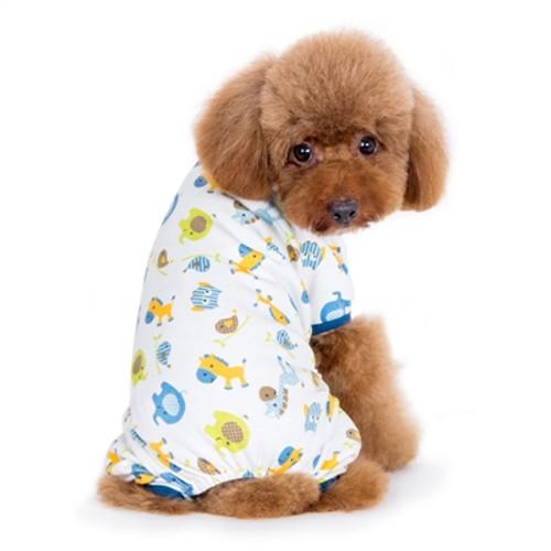 DOGO PJ - Zoo - Blue