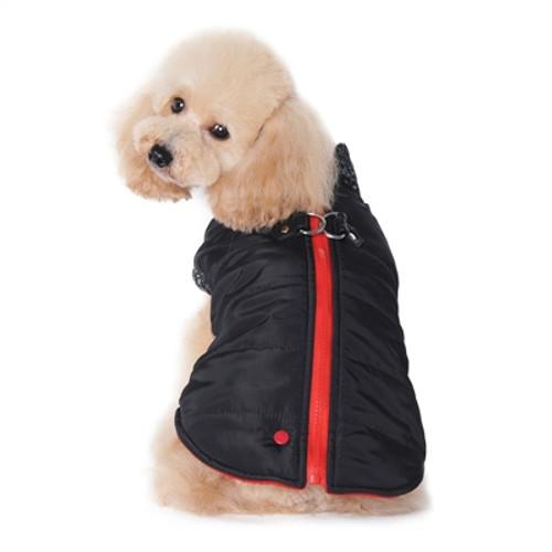 Runner Coat Black