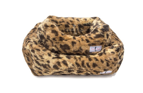 Luxe Beds - King Leopard