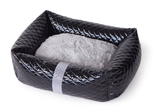 Liquid Ice Luxury Bed - Black