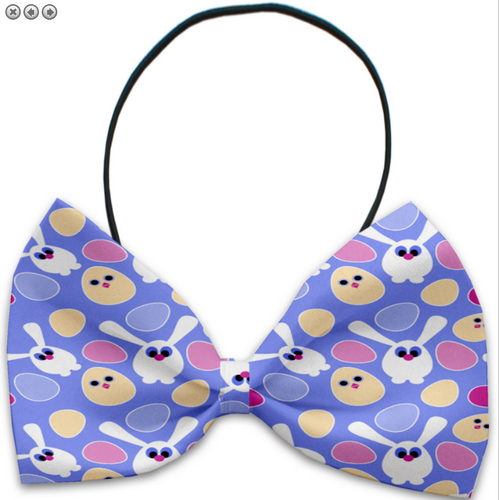 Chicks and Bunnies Pet Bow Tie