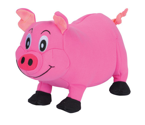 Smart Pet Love Tender Tuff Big Shots Plump Pig Pink