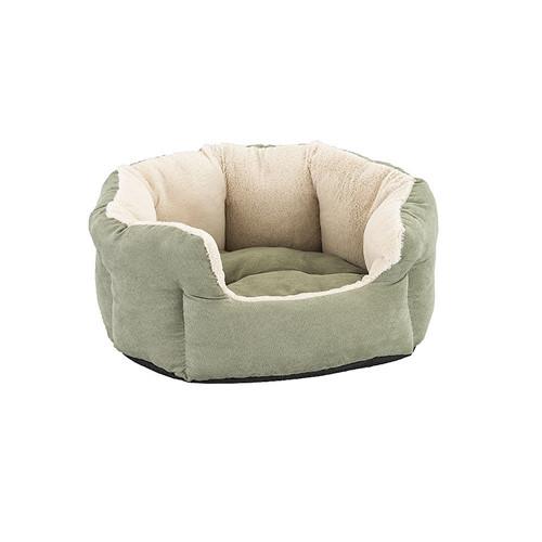 """Ethical Pet Reversible Cushion Cuddler 18"""" Sage"""