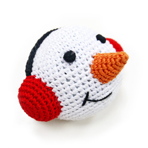 Christmas Snowman Ball Toy