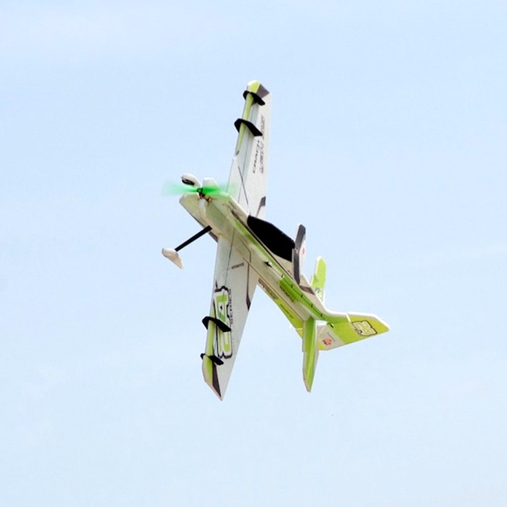 "TH 39"" EPP Crack Yak-55 Green"