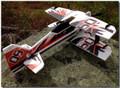 "TH 30"" EPP Crack Pitts M12 Biplane Red"