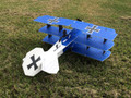 "TH 35"" EPP Crack Fokker Dr.1 Tri - Blue"