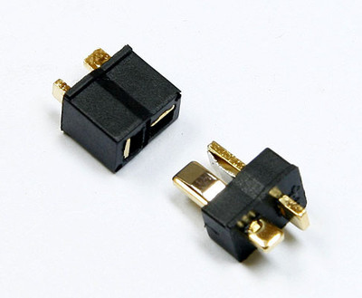 Mini Dean Style Plug/Connector Male and Female