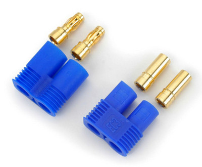 EC3 Battery Connector (Male/Female) 1 set