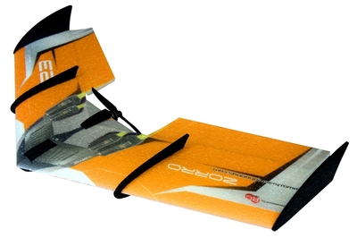 "TH 35"" EPP ZORRO Wing - Orange"