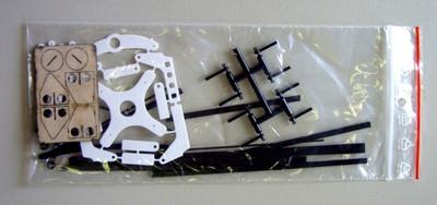 "RcFactory Parts - 22"" Mini Pitts Hardware Bag"